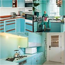 turquoise kitchen cabinets home decorating