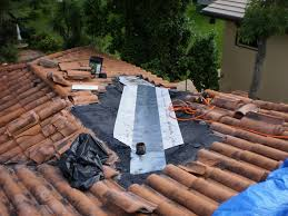Ceramic Tile Roof Can You Paint A Ceramic Tile Roof House Roof
