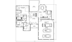 3 Bedroom Ranch Floor Plans 17 Amazing 3 Bedroom Ranch Style House Plans House Plans 17372