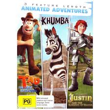 tad the lost explorer khumba justin and the knights of valour