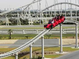 in abu dhabi roller coaster 16 best formula rossa fastest roller coaster images on
