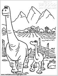 good dinosaur coloring pages realistic coloring pages
