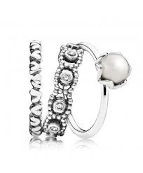 black friday jewelry sale pandora loves flourish ring stack black friday
