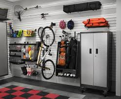 Metal Cabinets For Garage Storage by Decor Gladiator Garage Storage Garage Shelving Shelving Units