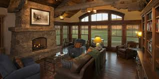 cool cabin home on the range