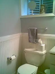 Bathroom With Wainscoting Ideas Bathroom How To Install Wainscoting Bathroom Diy 1000 Images About