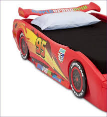 bedroom fabulous blue race car toddler bed cars kids bedroom