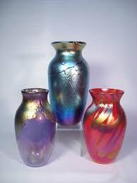Tall Purple Vase Vases
