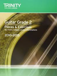 guitar exam pieces grade 2 2010 2015 trinity college guitar