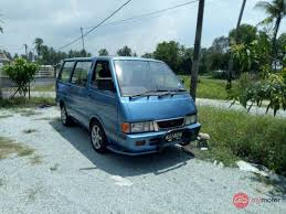 nissan vanette 2001 nissan vanette for sale in malaysia for rm16 000 mymotor