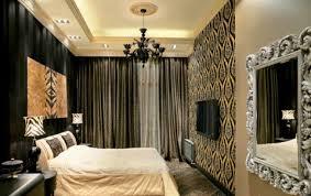 Black Gold Bedroom Design Decorating Color Theme Ideas Hort Decor - Black and gold bedroom designs