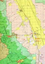 Mammoth Map Lone Pine Map Campgrounds In Lone Pine Manzanar Mt Whitney