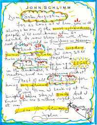 thankanun my letter of gratitude to my dear friend augustine