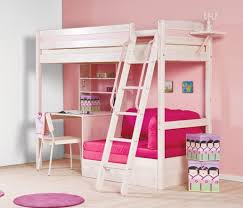 bunk beds for girls with desk bunk bed with desk underneath and stairs for girls home interiors