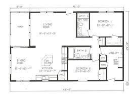 2 bedroom open floor plans one bedroom house floor plans celebrationexpo org