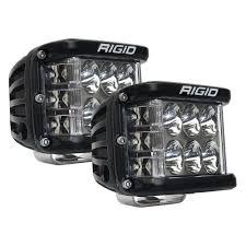 rigid industries led driving lights rigid industries 262313 d ss series pro 3 2x72w driving beam led