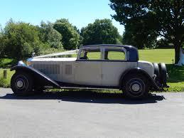 vintage rolls royce phantom 1931 vintage rolls royce phantom ii u2013 gold chauffeur services