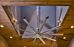 large modern ceiling fans ceiling fan big a silent warrior for fresh air the isis by