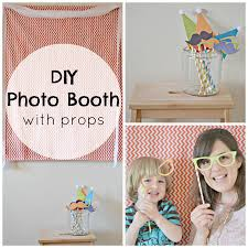 make your own photo booth the of make your own photo booth with props