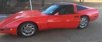 corvette lt1 1995 chevrolet corvette lt1 6 speed 64 000