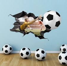 Football Wall Murals by Football Wall Decal Interieurs Pinterest Football Wall Wall