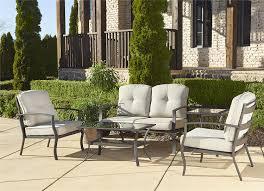 El Patio Furniture by Amazon Com Cosco Outdoor 5 Piece Serene Ridge Aluminum Patio