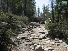 Rubicon Trail Map Rubicon Trail Overview 4x4review Off Road Magazine