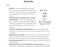 brilliant ideas of creative cover letter for job application for