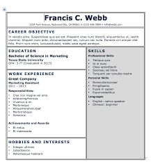 Where Can I Find A Free Resume Template Free Resume Downloads Resume Template And Professional Resume