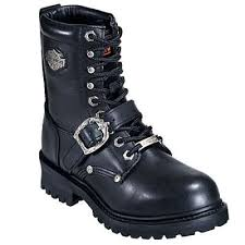 womens boots harley davidson harley davidson 81003 8 faded black motorcycle boots