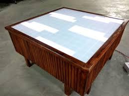 dot is an incredible interactive coffee table u2013 hackster u0027s blog