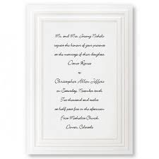 picture wedding invitations traditional wedding invitations the american wedding