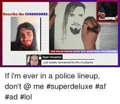25 best memes about police sketch artist police sketch