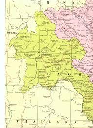 Map Of Laos Rookernorthwest Jpg