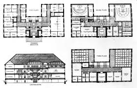 architectural design floor plans wadsworth longfellow jr