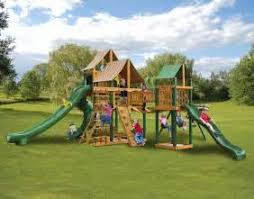 Big Backyard Playsets by Best Backyard Playsets Outdoor