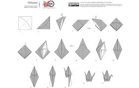 how to fold an origami crane how to make an easy origami crane