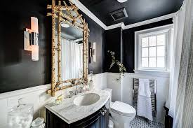 Modern Retro Bathroom Bathrooms Modern Retro Bathroom Idea In Black And White With Pops