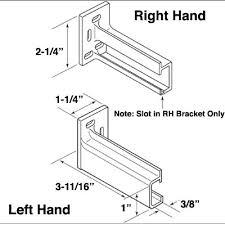Cabinet Drawer Parts Drawer Track