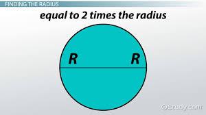 quarter circles calculating area perimeter u0026 radius video