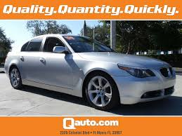 lexus tampa pre owned used 2004 bmw 545 i for sale tampa fl