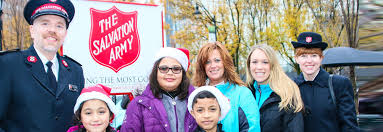 the salvation army new jersey division