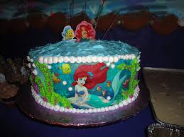 100 little mermaid birthday cake images little mermaid