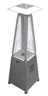 patio heater btu 42 000 btu stainless steel patio heater outdoor pyramid propane