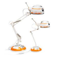 Diy Mini Desk Lamp Star Wars Home U0026 Office Decor Thinkgeek