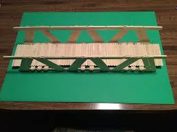 Where Can I Buy Lollipop Sticks How To Build A Bridge With Popsicle Sticks With Pictures