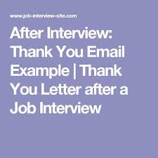 the 25 best thank you after interview ideas on pinterest