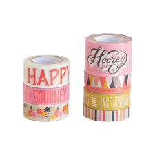 Washi Tape What Is It Buy The Modern Inspiration Washi Tape Tube By Craft Smart At Michaels