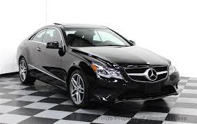 mercedes e 350 coupe 2014 used mercedes certified e350 4matic awd coupe amg sport