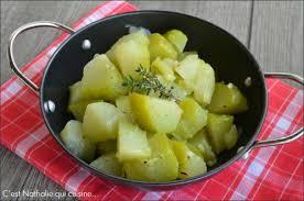 cuisiner les chayottes chayotte sautée à l ail et au thym le de c est nathalie qui